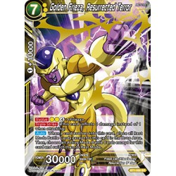 BT1-086 SR Golden Frieza, Resurrected Terror