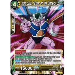 BT1-091 R King Cold, Father of the Emperor