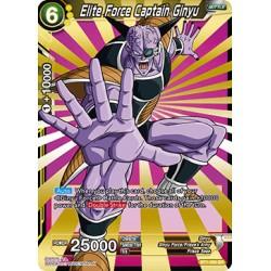 BT1-095 SR Elite Force Captain Ginyu