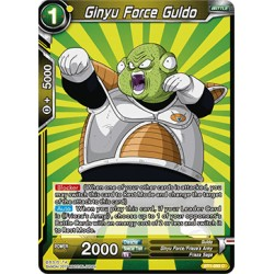 BT1-099 C Ginyu Force Guldo