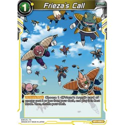 BT1-109 C Frieza's Call