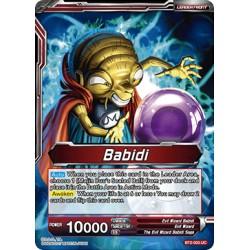 BT2-003 UC Babidi