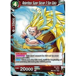 BT2-004 R Relentless Super Saiyan 3 Son Goku