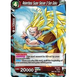 BT2-004 R Relentless Super Saiyan 3 Son Goku