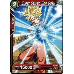 BT2-005 C Super Saiyan Son Goku