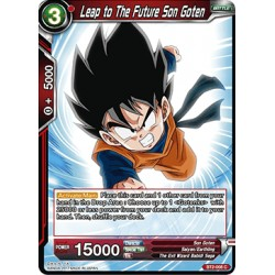BT2-008 C Leap to The Future Son Goten