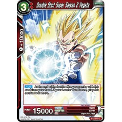 BT2-010 C Double Shot Super Saiyan 2 Vegeta