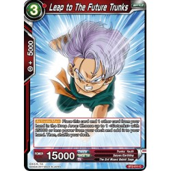 BT2-011 C Leap to The Future Trunks