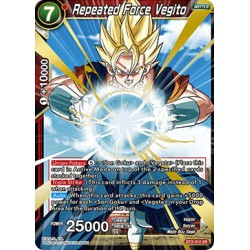 BT2-012 SR Repeated Force Vegito