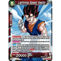 BT2-013 R Lightning Speed Vegito