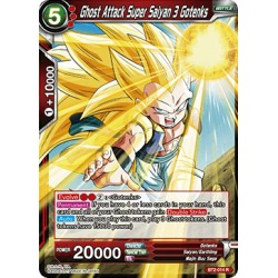 BT2-014 R Ghost Attack Super Saiyan 3 Gotenks