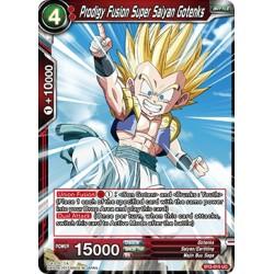 BT2-015 UC Prodigy Fusion Super Saiyan Gotenks