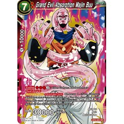 BT2-025 SR Grand Evil Absorption Majin Buu
