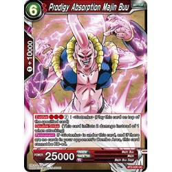 BT2-026 UC Prodigy Absorption Majin Buu