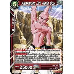 BT2-027 UC Awakening Evil Majin Buu
