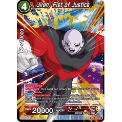 BT2-029 SR Jiren, Fist of Justice