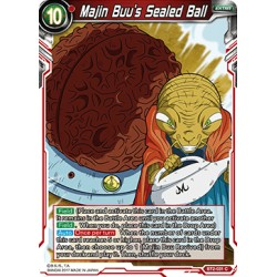 BT2-031 C Majin Buu's Sealed Ball