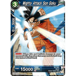 BT2-038 UC Mighty Attack Son Goku