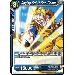 BT2-039 C Raging Spirit Son Gohan