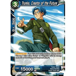 BT2-043 R Trunks, Creator of the Future