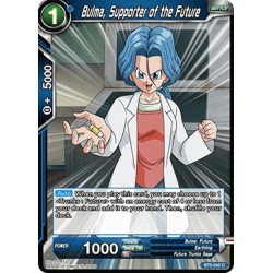 BT2-045 C Bulma, Supporter of the Future