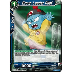 BT2-048 C Group Leader Pilaf