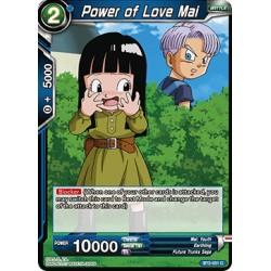 BT2-051 C Power of Love Mai
