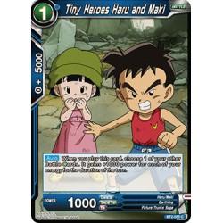 BT2-053 C Tiny Heroes Haru and Maki