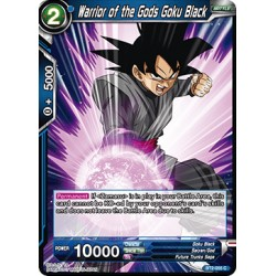 BT2-055 C Warrior of the Gods Goku Black