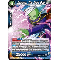 BT2-056 R Zamasu, The Alert God