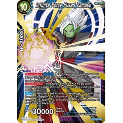 BT2-058 SR Infinite Force Fused Zamasu
