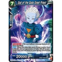 BT2-059 UC God of the Gods Great Priest