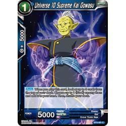 BT2-061 C Universe 10 Supreme Kai Gowasu
