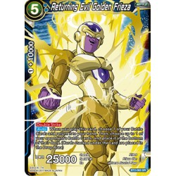 BT2-062 SR Returning Evil Golden Frieza