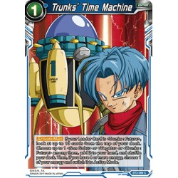 BT2-066 C Trunks' Time Machine