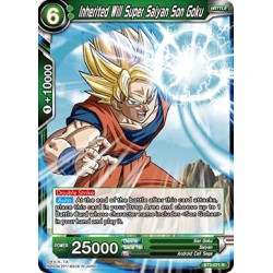BT2-071 R Inherited Will Super Saiyan Son Goku