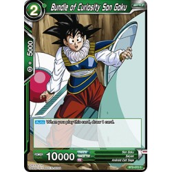 BT2-072 C Bundle of Curiosity Son Goku