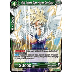 BT2-074 UC Fully Trained Super Saiyan Son Gohan