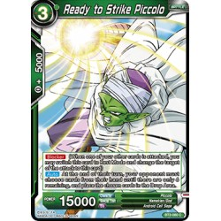 BT2-080 C Ready to Strike Piccolo