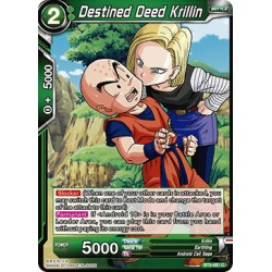 BT2-081 C Destined Deed Krillin