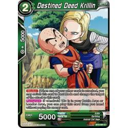 BT2-081 C Destined Deed Krillin