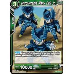BT2-087 C Uncountable Many Cell Jr.