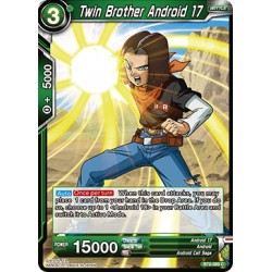 BT2-089 C Twin Brother Android 17