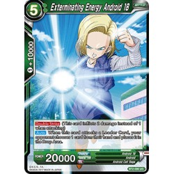 BT2-090 UC Exterminating Energy Android 18