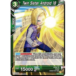 BT2-091 C Twin Sister Android 18