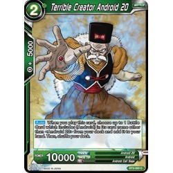 BT2-093 C Terrible Creator Android 20