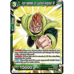 BT2-094 C Iron Hammer of Justice Android 16