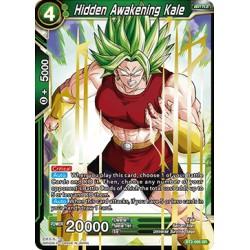 BT2-095 SR Hidden Awakening Kale