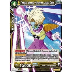 BT2-115 UC Cooler's Armored Squadron Leader Salza