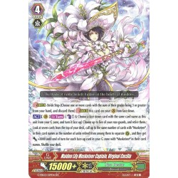 CFV G-EB02/019EN RR  Maiden Lily Musketeer Captain, Virginal Cecilia